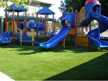 Artificial Grass Photos: Artificial Grass Carpet New Eucha, Oklahoma Lacrosse Playground, Commercial Landscape