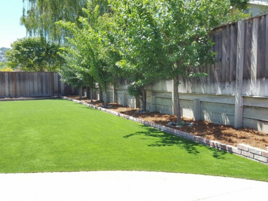 Artificial Grass Installation Atoka, Oklahoma Design Ideas, Backyard Makeover artificial grass