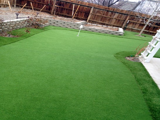 Artificial Grass Photos: Artificial Grass Installation Norman, Oklahoma Landscape Photos, Backyard Garden Ideas