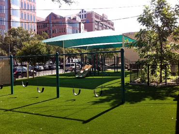 Artificial Grass Photos: Fake Grass Lexington, Oklahoma Lacrosse Playground, Commercial Landscape