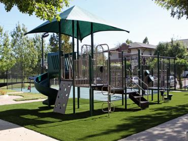 Artificial Grass Photos: Fake Grass Oakhurst, Oklahoma Playground Flooring, Parks
