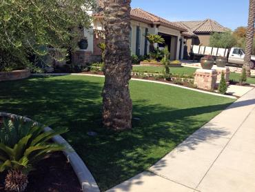 Artificial Grass Photos: Faux Grass Turley, Oklahoma Backyard Deck Ideas, Front Yard Ideas