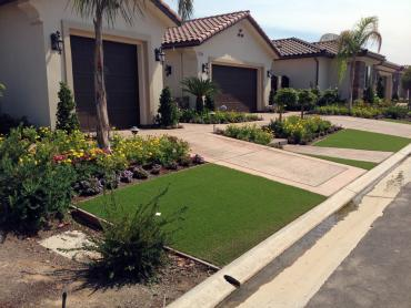 Artificial Grass Photos: Grass Installation Burns Flat, Oklahoma Home And Garden, Front Yard Landscaping