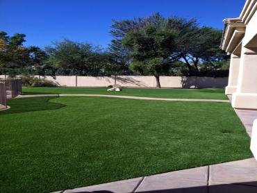 Artificial Grass Photos: Grass Installation Calera, Oklahoma Backyard Playground, Front Yard Design