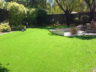 Grass Installation Cleveland, Oklahoma Backyard Playground, Backyard Landscape Ideas artificial grass