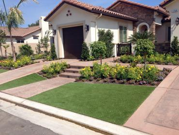 Artificial Grass Photos: Grass Turf Taloga, Oklahoma City Landscape, Front Yard Landscaping Ideas