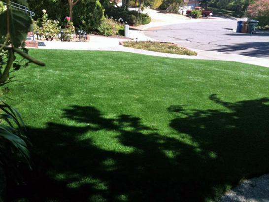 Artificial Grass Photos: How To Install Artificial Grass Gotebo, Oklahoma Lawn And Garden, Front Yard Design