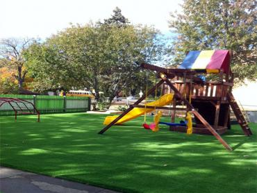 Artificial Grass Photos: Outdoor Carpet Glenpool, Oklahoma Playground, Commercial Landscape