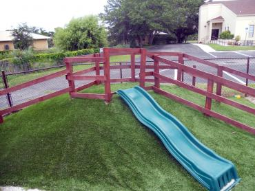 Artificial Grass Photos: Plastic Grass Welling, Oklahoma Paver Patio, Commercial Landscape