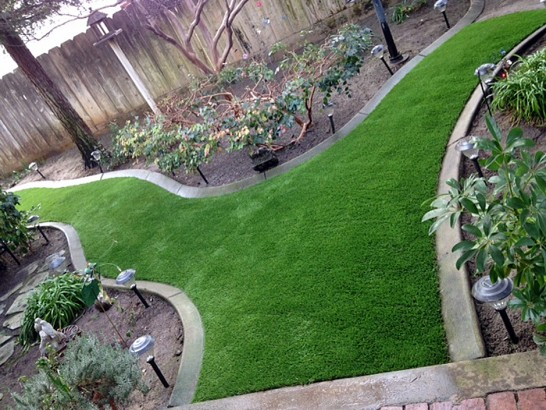 Artificial Grass Photos: Synthetic Grass Duncan, Oklahoma Backyard Deck Ideas, Backyards