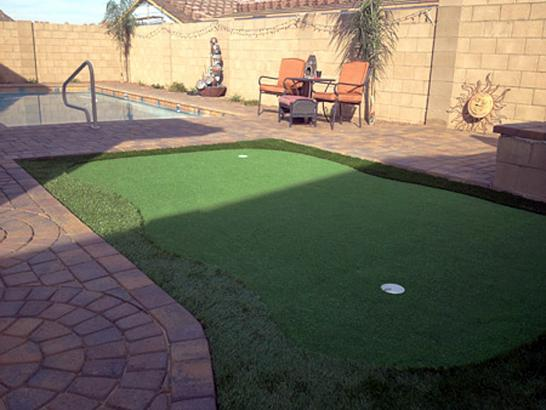 Artificial Grass Photos: Synthetic Grass Nardin, Oklahoma Home And Garden, Backyard Pool