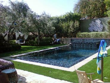 Artificial Grass Photos: Synthetic Lawn Stringtown, Oklahoma Landscaping, Swimming Pool Designs