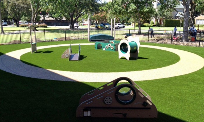 Artificial Grass for Playgrounds in Oregon